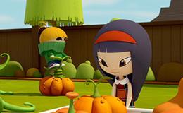 Imagen de Pumpkin reports en TV3 (Cataluña)