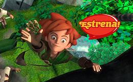 Imagen de Robin Hood, el trapella de Sherwood en TV3 (Cataluña)