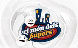 Imagen de Super3 - El món dels súpers en TV3 (Cataluña)