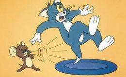 Imagen de Tom i Jerry en TV3 (Cataluña)