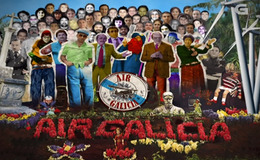 Imagen de Air Galicia en TVG (Galicia)