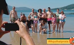 Imagen de Aquí hai praia en TVG (Galicia)
