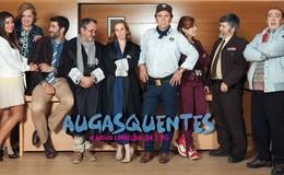 Imagen de Augasquentes en TVG (Galicia)