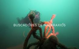 Imagen de Buscadores de naufraxios en TVG (Galicia)