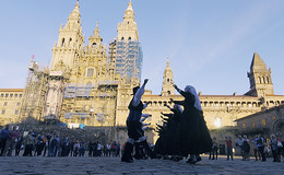 Imagen de Celtic dance en TVG (Galicia)