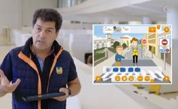 Imagen del vídeo Crear un conto coas normas de tráfico - 30/11/2018 11:30