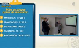 Imagen del vídeo O aforro no carné de conducir - 19/11/2018 11:30