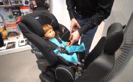 Imagen del vídeo O sistema de retención infantil no coche, como escollelo? - 30/11/2018 11:30