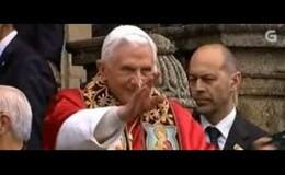 Imagen de Especial Bieito XVI en TVG (Galicia)