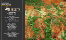 Imagen del vídeo Enchiladas 'Estache bo!' - 27/11/2018 11:00
