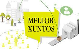 Imagen de Mellor xuntos en TVG (Galicia)