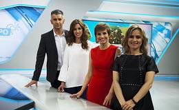 Imagen de O Tempo mediodía en TVG (Galicia)