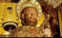 Imagen de Ofrenda Nacional ao Apóstolo Santiago en TVG (Galicia)