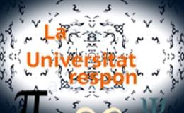 Imagen de La universidad responde
