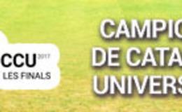 Imagen de Campionats de Catalunya Universitaris en xip/tv (Cataluña)