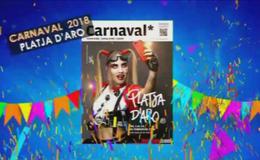 Imagen del vídeo Gran Rua de Carrosses i Comparses de Platja d'Aro 2018 - PART 1