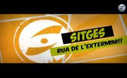 Imagen del vídeo Rua de l'extermini Sitges 2018